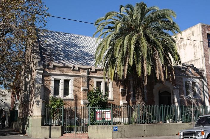 Parroquia Luterana San Pablo, barrio de Belgrano, Ciudad Autónoma de Buenos Aires